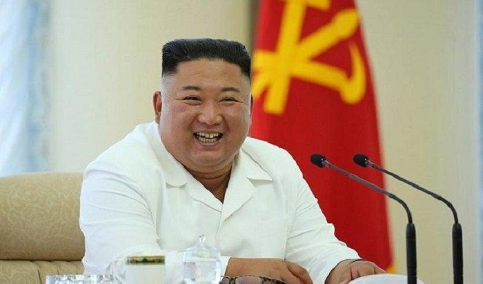 Ким Чен Ынпоздравил россиян спраздником