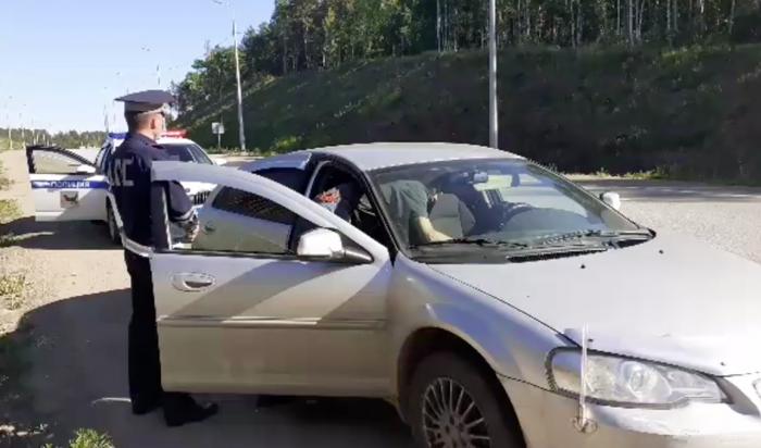 61пьяного водителя задержали вИркутске впрошедшие выходные