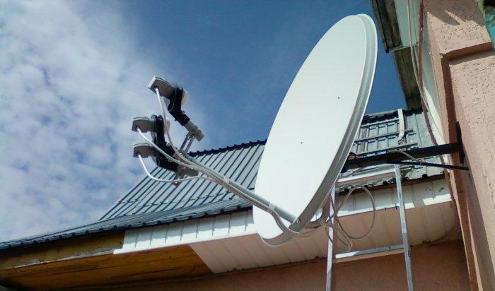 ВПриангарье вырос спрос наспутниковое телевидение на60%