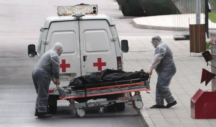 Еще три человека умерли вИркутской области засутки откоронавируса
