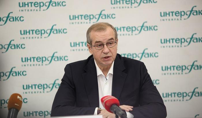 Сергей Левченко попросил у Путина разрешение участвовать в выборах губернатора Приангарья