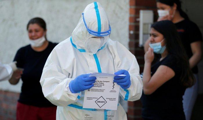 Общее число заразившихся коронавирусом вмире превысило 9,4миллиона человек