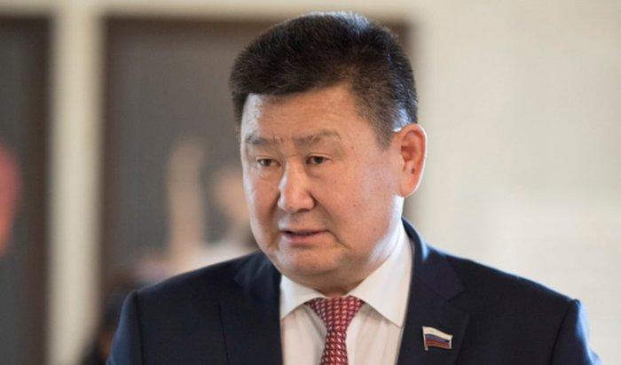 Сенатор отИркутской области выступил против поправок вКонституцию (Видео)