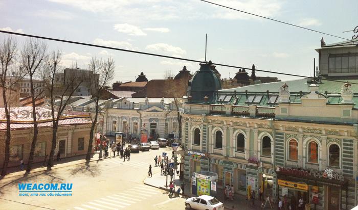 Жаркая погода продержится в Иркутской области до июля