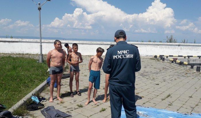Двое детей утонули наводоемах вИркутской области засутки