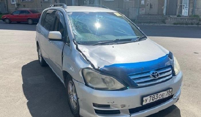 Пешеход, пострадавший вДТП в8-м микрорайоне Ангарска, скончался вбольнице