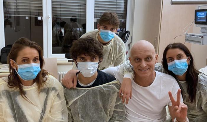 Олег Тиньков рассказал олечении лейкемии иперенесенном COVID-19