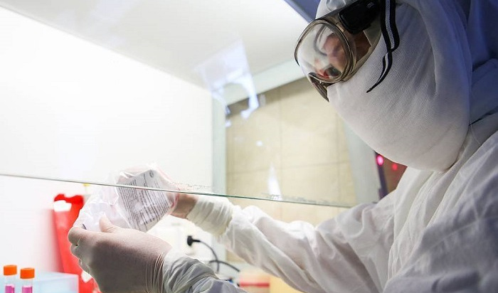 233новых пациента, заболевших COVID-19, выявили вИркутской области засутки