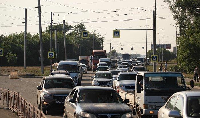 Мэр Иркутска поручил сократить сроки ремонта Ушаковского моста (Видео+Фото)