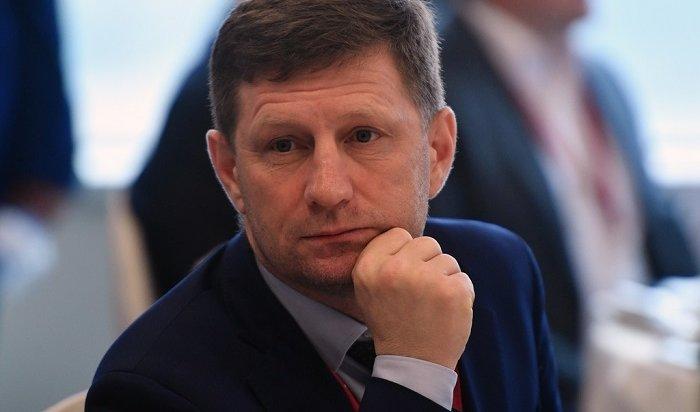 Губернатора Хабаровского края задержали засерию заказных убийств (Видео)