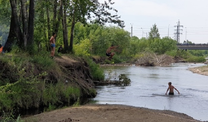 28детей утонули вИркутской области задва года