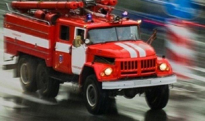 Водитель фуры погиб напожаре вЗаларинском районе