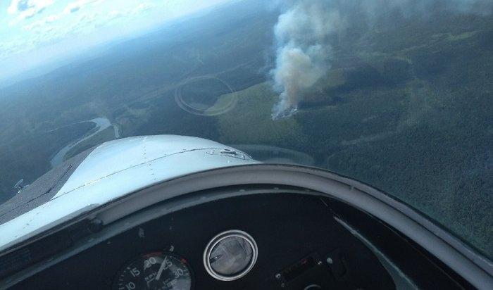 Более 30тысяч гектаров тайги горит вИркутской области