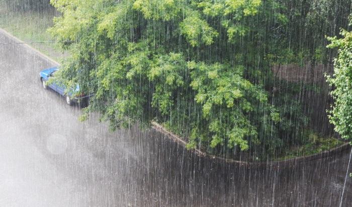 Сильные дожди пройдут вИркутске 15 и16июля