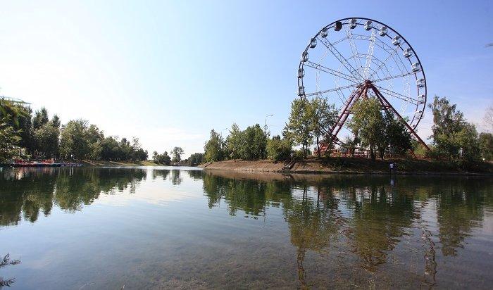 Колесо обозрения вИркутске находится награни разорения (Фото)