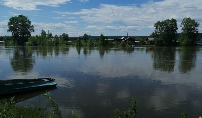 Синоптики прогнозируют повышение уровня воды вреках Иркутской области