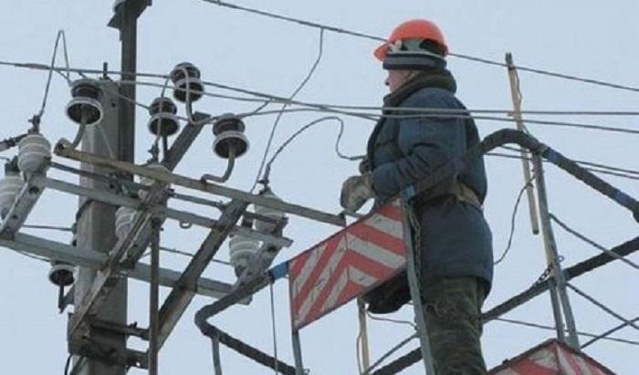 Электричества нет вдомах уболее 10тысяч жителей Усолья