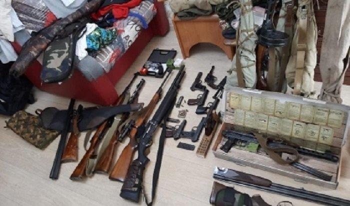 ВПриангарье ликвидировали две нелегальные мастерские поизготовлению оружия (Видео)