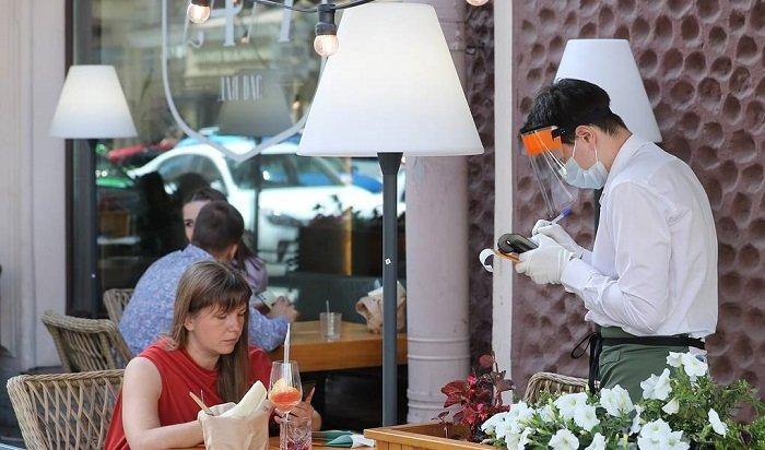 Роспотребнадзор подготовил новые правила работы кафе иресторанов
