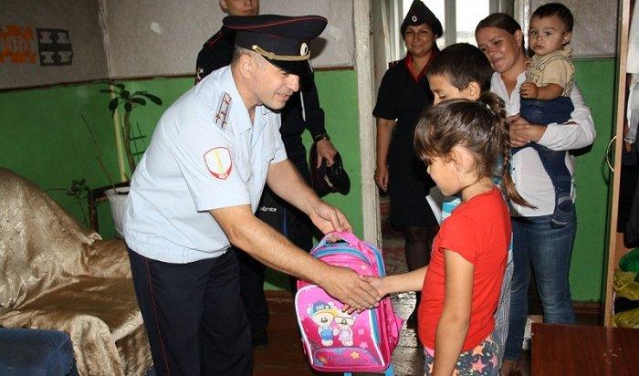 ВПриангарье стартовала благотворительная акция «Собери ребенка вшколу»