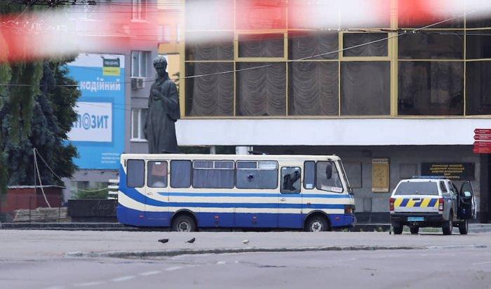 Первый теракт произошел вистории независимой Украины (Видео)