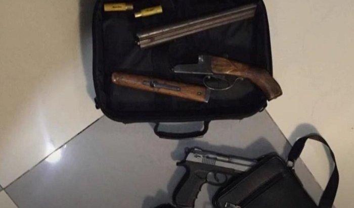 Вооруженная банда извосьми человек действовала вИркутске (Видео)