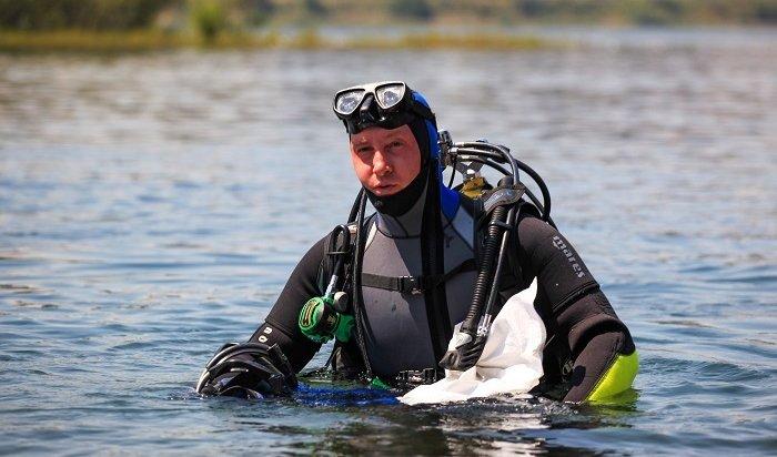 Дно залива Якоби очистят дайверы