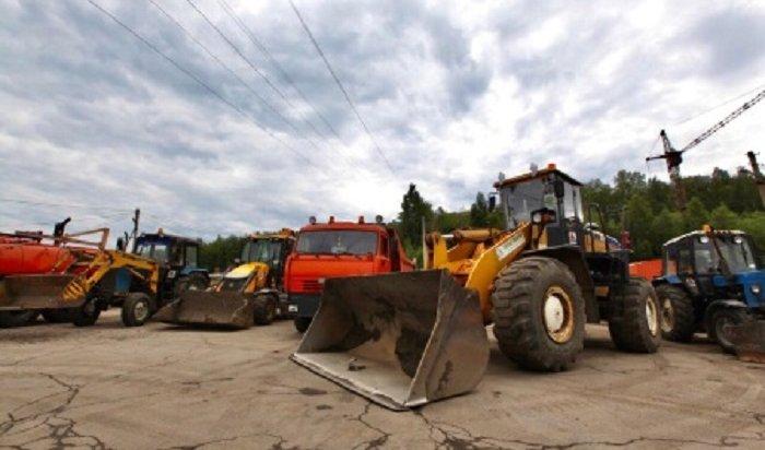 Руслан Болотов поручил обновить «ИркутскАвтодор»