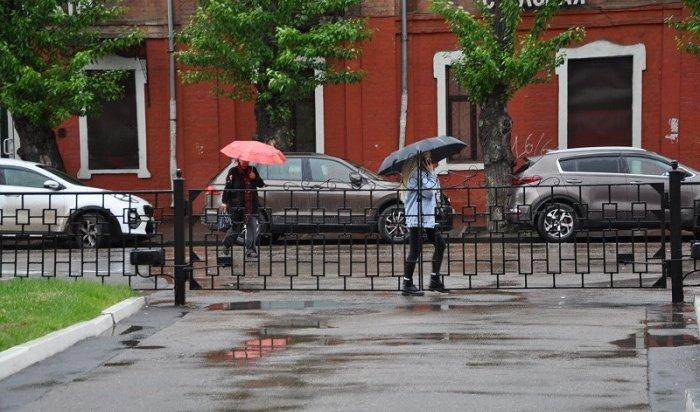 26июля вИркутской области ожидаются ливни, грозы иусиление ветра