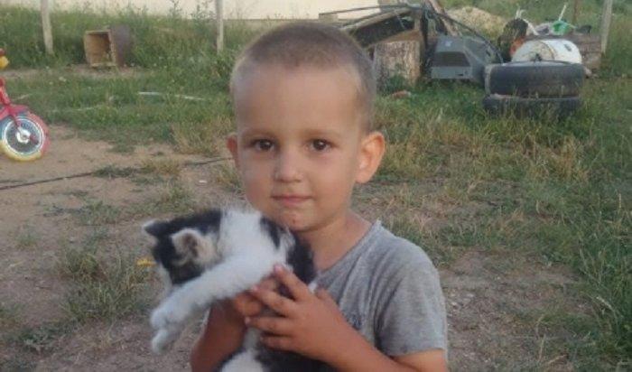 ВКрыму нашли тело пропавшего трехлетнего мальчика (Видео)