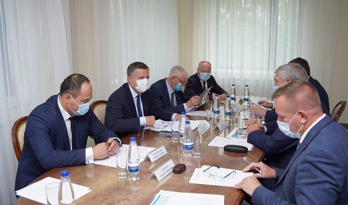 Иркутская область иРЖД договорились осотрудничестве вделе сохранения лесов наБайкале