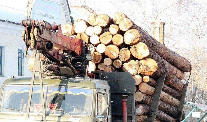 Тайшетскую компанию обвиняют внезаконном вывозе леса вКитай