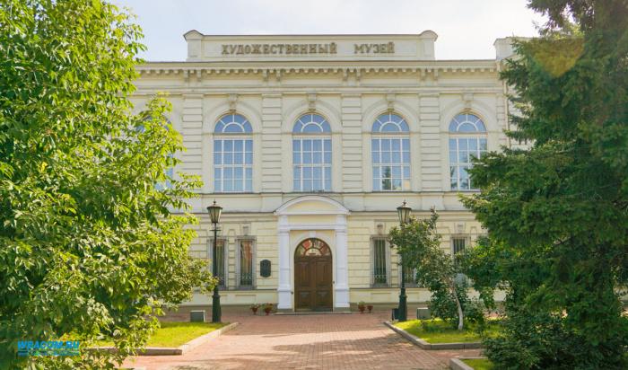 Вгородах ипосёлках Иркутской области вновь можно будет увидеть выставки Художественного музея имени Сукачева