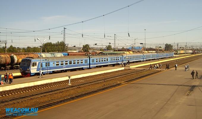 Расписание 3пассажирских поездов изменят с4по14августа