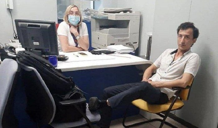 ВКиеве задержали террориста (Видео)