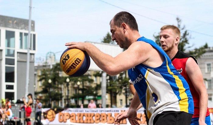 8августа вИркутске пройдет турнир поуличному баскетболу