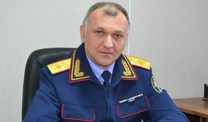 Глава Следственного комитета Иркутской области отправлен вотставку