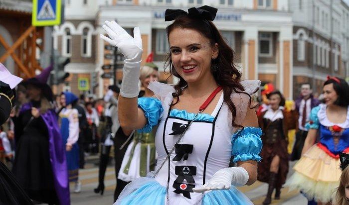 День города в Иркутске пройдет в сентябре