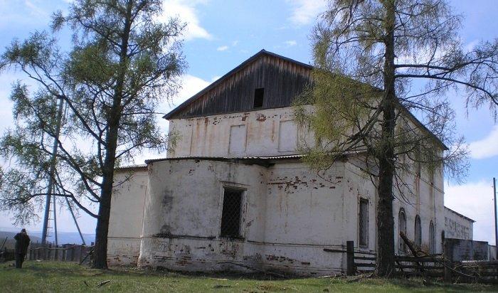 Сергей Зверев собирает деньги навосстановление церкви наБайкале