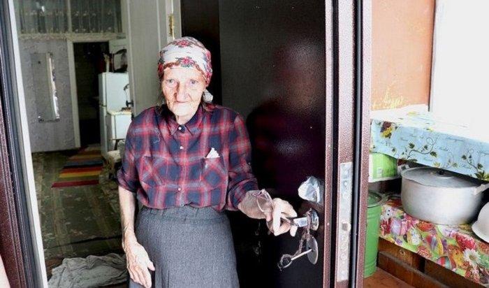ВТайшете дома 9ветеранов отремонтируют до30сентября
