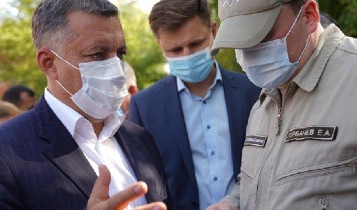 Подготовлен план проекта Суворовского училища