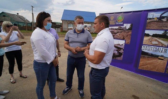 Навосстановление дороги Тайшет-Чуна-Братск планируют потратить более 3млрд рублей