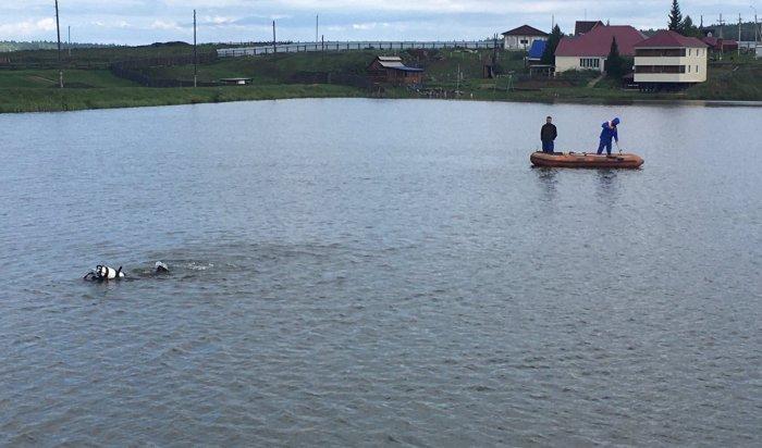 Всубботу наКударейском пруду утонули двое парней