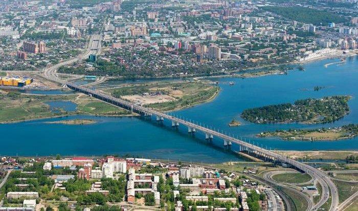 Иркутяне могут предложить свои идеи проекта натерритории между Академическим мостом испорт-парком «Поляна»
