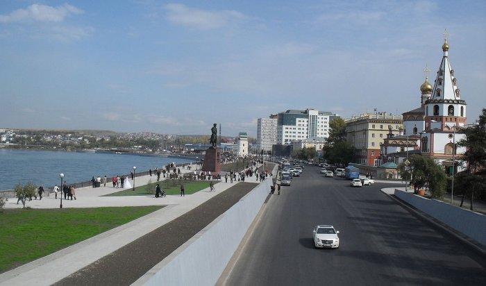 В Иркутске хотят сделать единую 20-километровую набережную