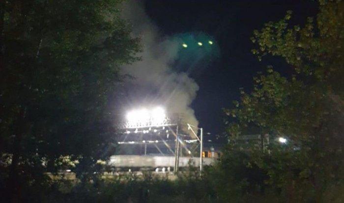 Жители Шелехова страдают из-за смога отасфальтобетонного завода