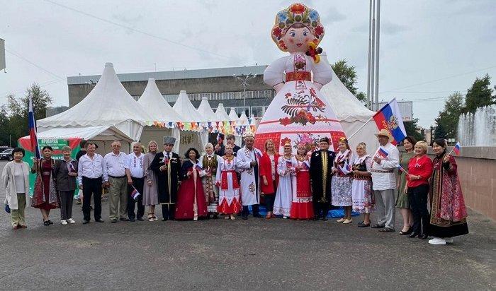 Более 300мероприятий, посвященных Дню государственного флага, пройдет вИркутской области