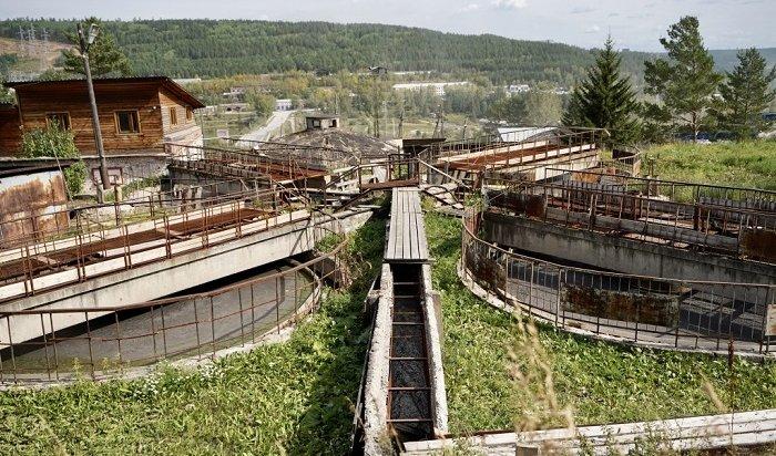 ВЖелезногорске-Илимском построят новые очистные сооружения