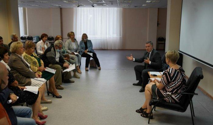 Игорь Кобзев предложил создать некоммерческий фонд посохранению экосистемы Байкала