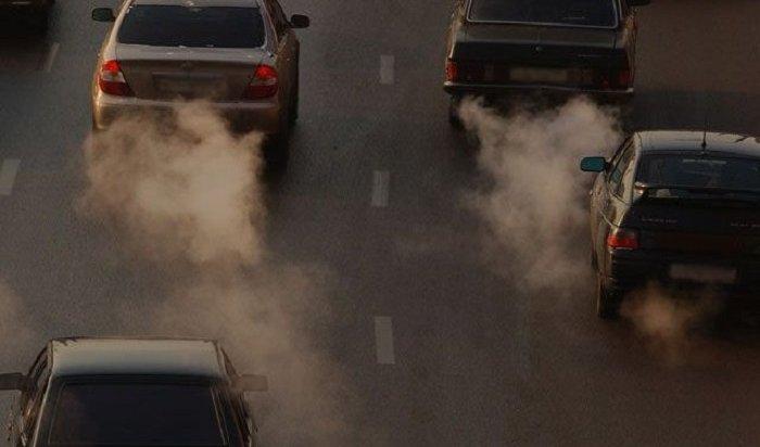 ВИркутске проходят рейды позамерам дымности итоксичности выхлопных газов транспорта